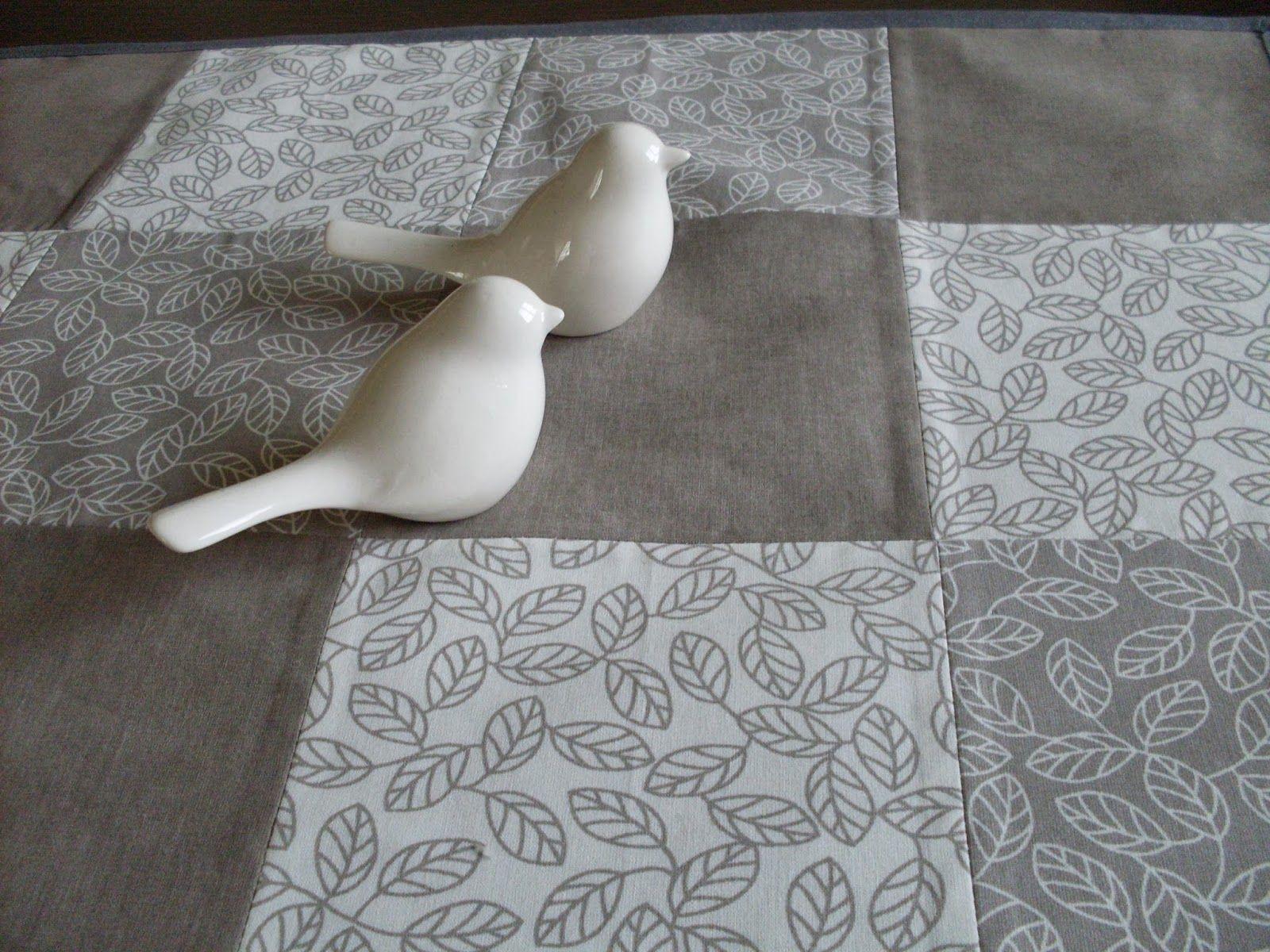 Alex Lernt Nähen: Wohnzimmer-Patchwork-Tischdecke