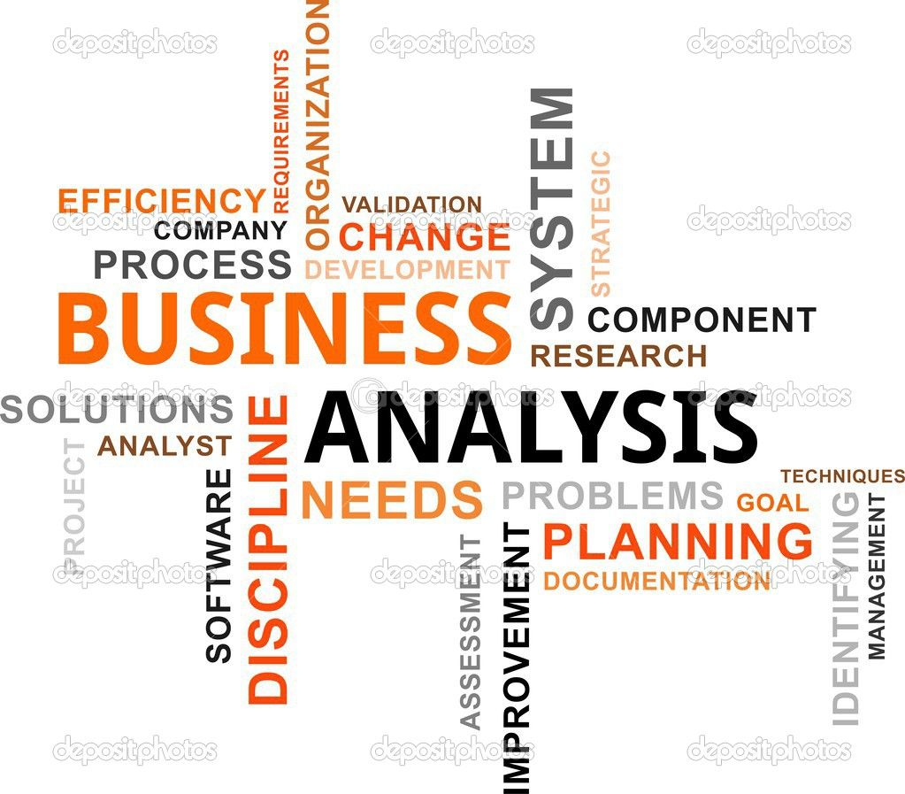 Business Analysis Is The Link Between Identifying And Carrying Out