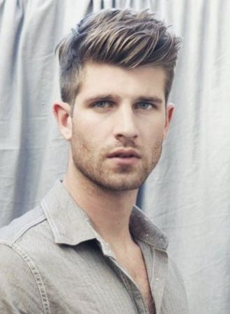 Popular Hairstyles Men Extraordinary Fade Hairstyle For Hispanic Men  Mens Hairstyles Ideas  Sexy Men