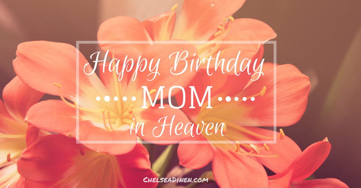 Happy Birthday Mom. You would be 69 years old today. We love and miss you. Love, Tina, Corey, Christina, Eric & Aiden.