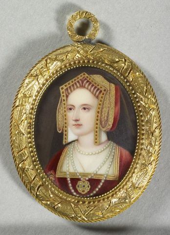 Katherine Parr (1512-1548) In the Royal Collection Trust