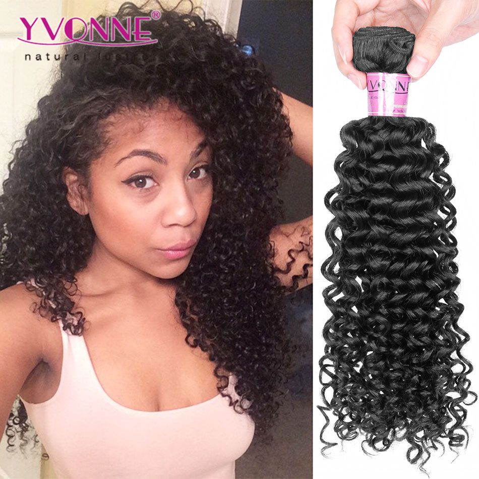 Grade 7a Brazilian Virgin Hair Malaysian Curly Hair100 Human Hair