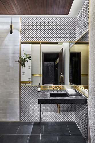 #Contemporary #bathroom Design Adorable Interior Modern Style Ideas