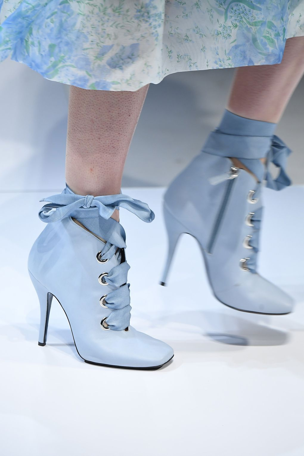 f3a132f77cf7 Vogue s Ultimate Shoe Trend Guide Spring Summer 2018