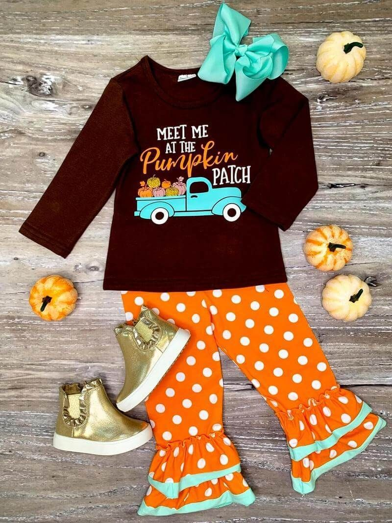 Meet Me At The Pumpkin Patch Outfit #pumpkinpatchoutfit