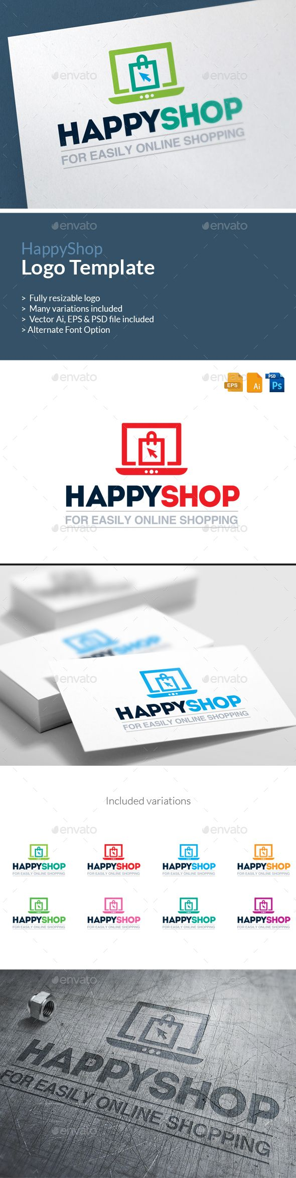 Pin By Bashooka Web Graphic Design On Logo Template Design