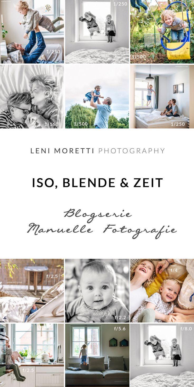 ISO, Blende und Zeit {Teil 5} Blogserie Manuell fotografieren lernen im Familienalltag #landscapingtips