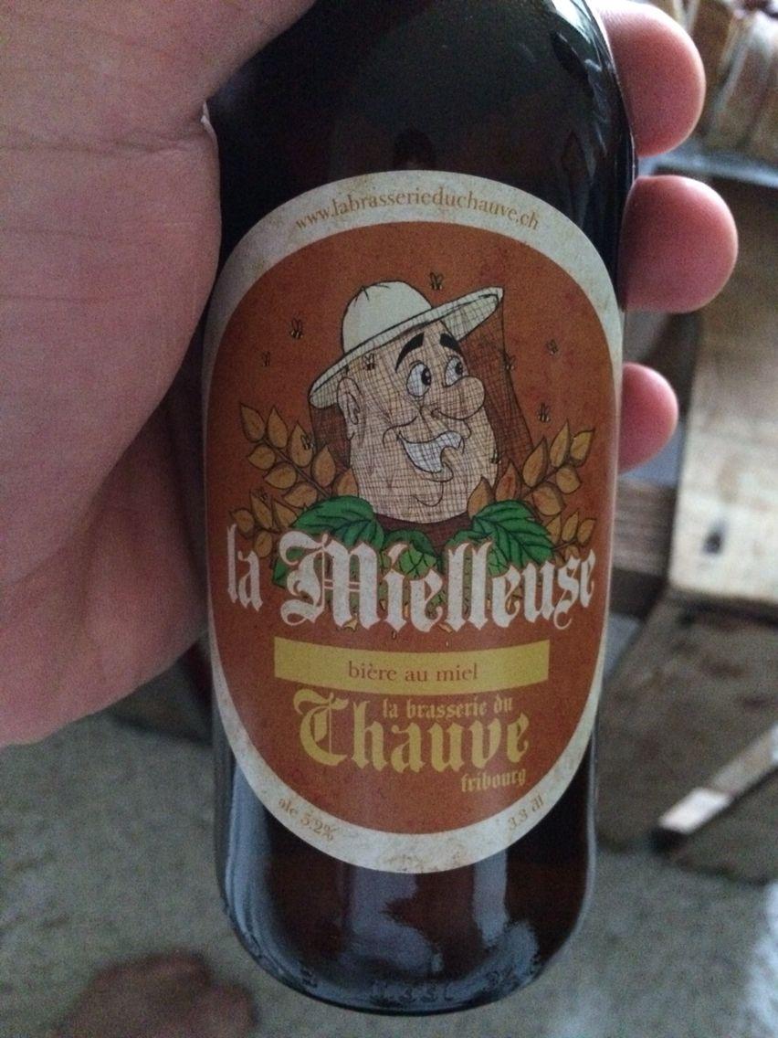 La Mielleuse - Bière du Chauve