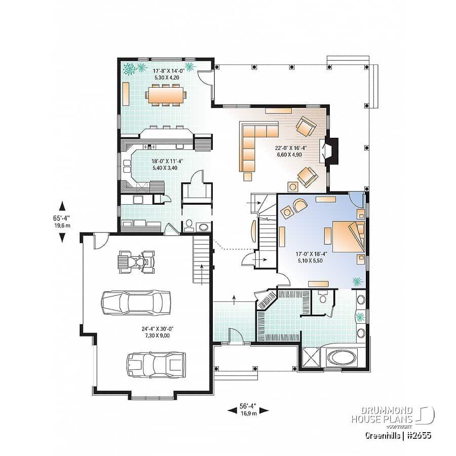 Top 40 Unique Floor Plan Ideas For Different Areas Engineering Discoveries Unique Floor Plans House Plans Garage House Plans