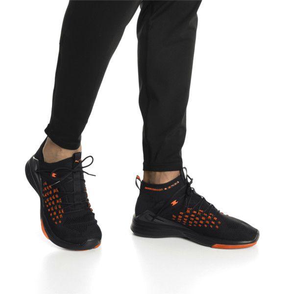32aa7521 Image 4 of Mantra FUSEFIT Unrest Men's Sneakers, Puma Black-Firecracker,  medium