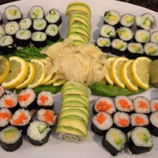 Srat sushi