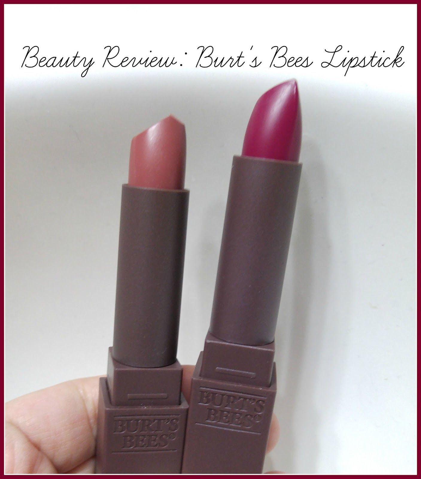 Simply A Facing the New Year newfromburts ad Lipstick