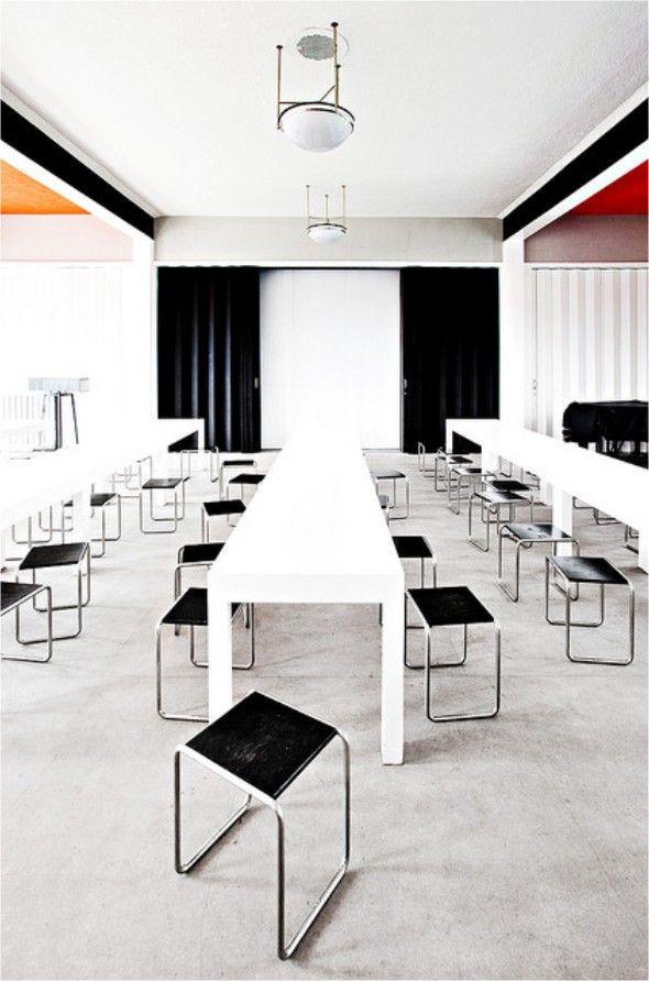 Walter Gropius 1 El Cerebro De La Bauhaus The Bauhaus