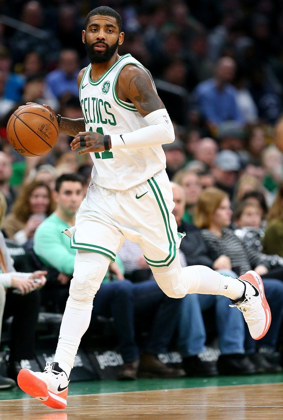 Every Sneaker Worn By Kyrie Irving This Season | Nice Kicks