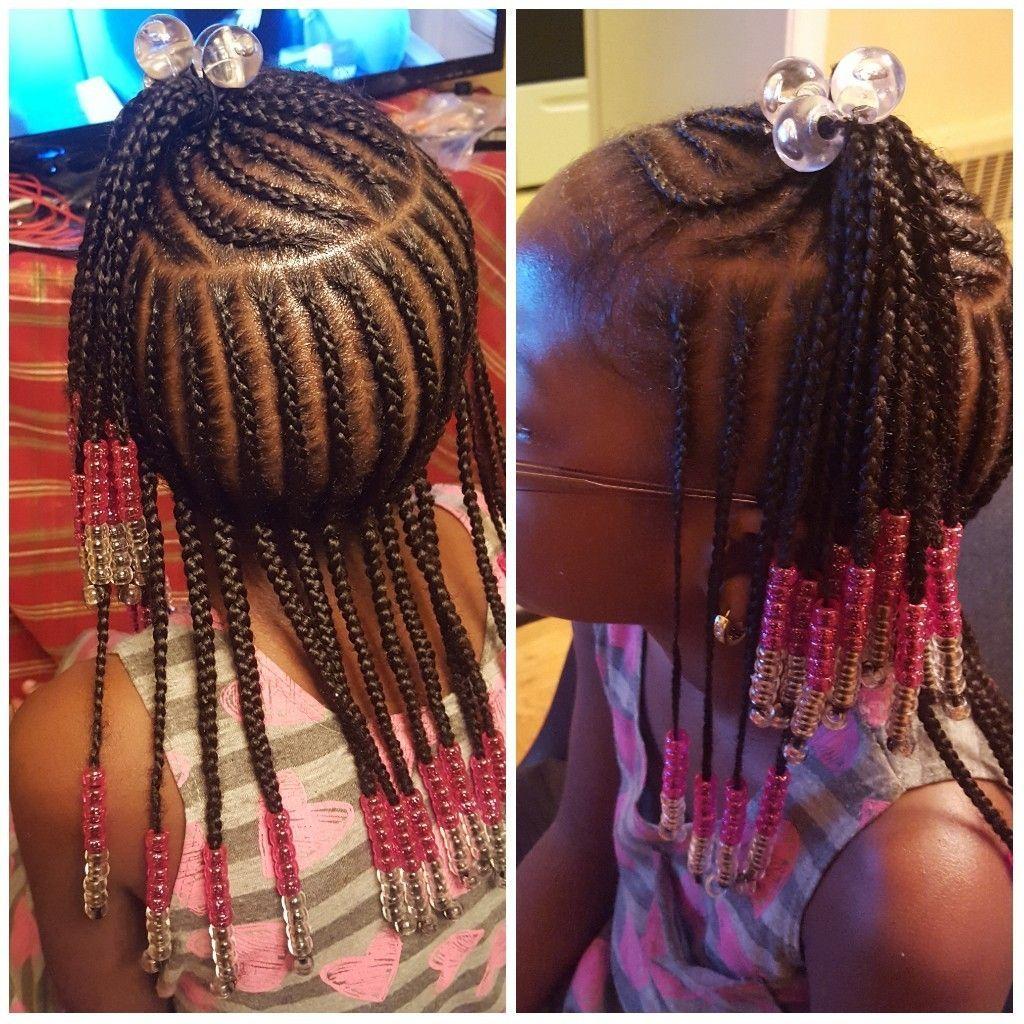 Braids for girls braidedhairstyles braided hairstyles pinterest