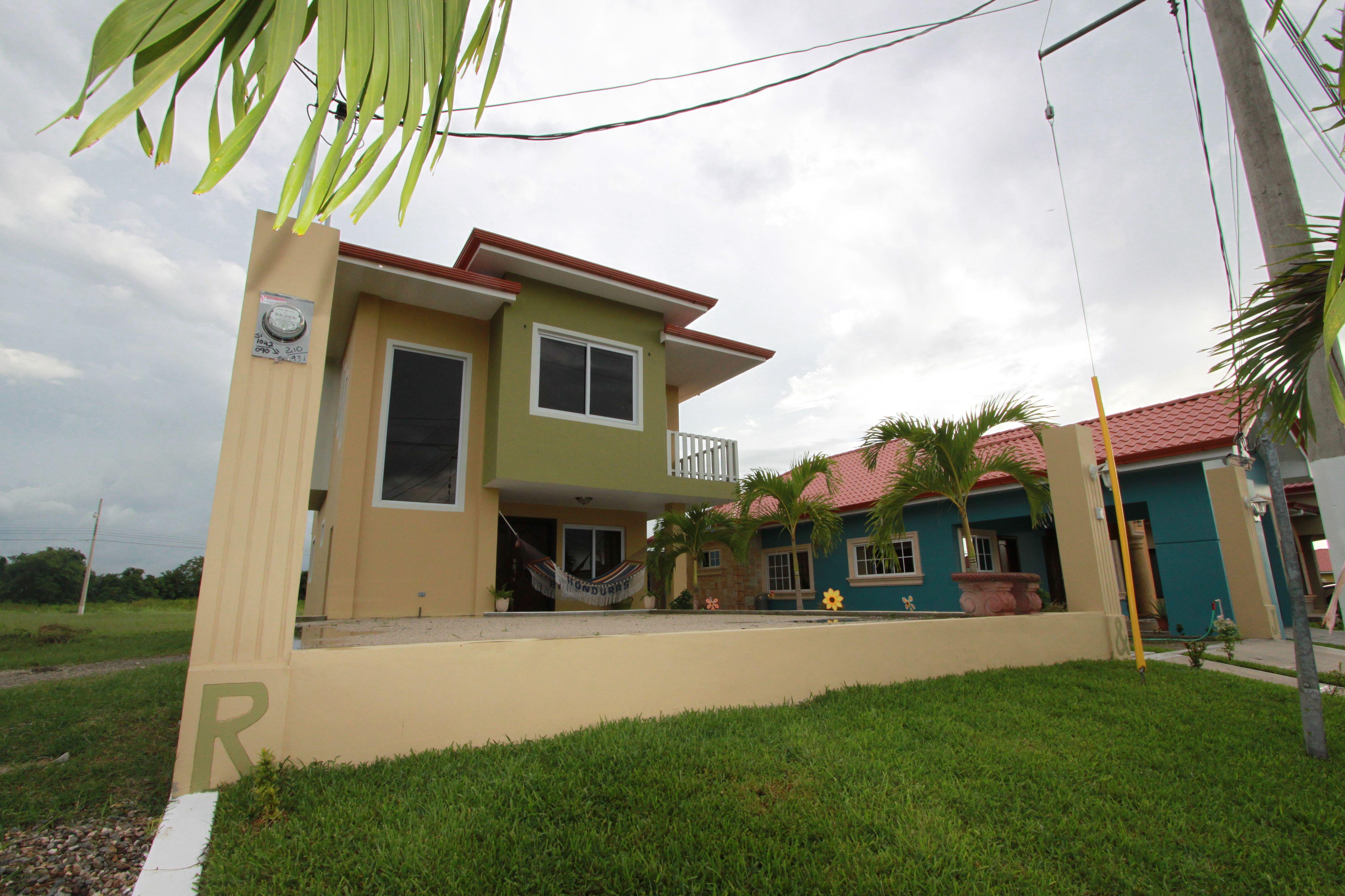 Estilo de casa de Playa