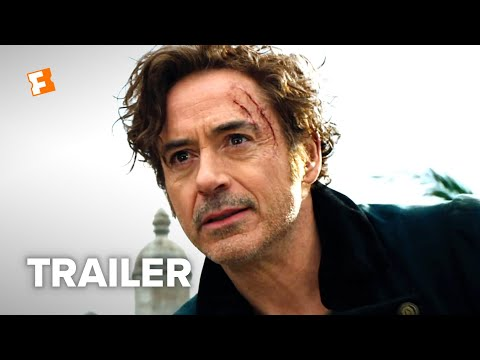 Dolittle Trailer 1 (2020) Movieclips Trailers YouTube