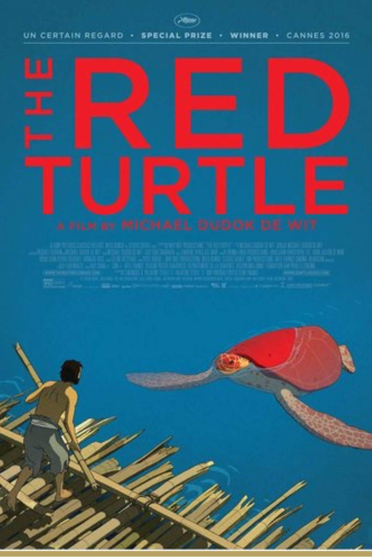 The Red Turtle Michael Dudok De Wit And Toshio Suzuki The Red Turtle Turtle Movie Animated Movies