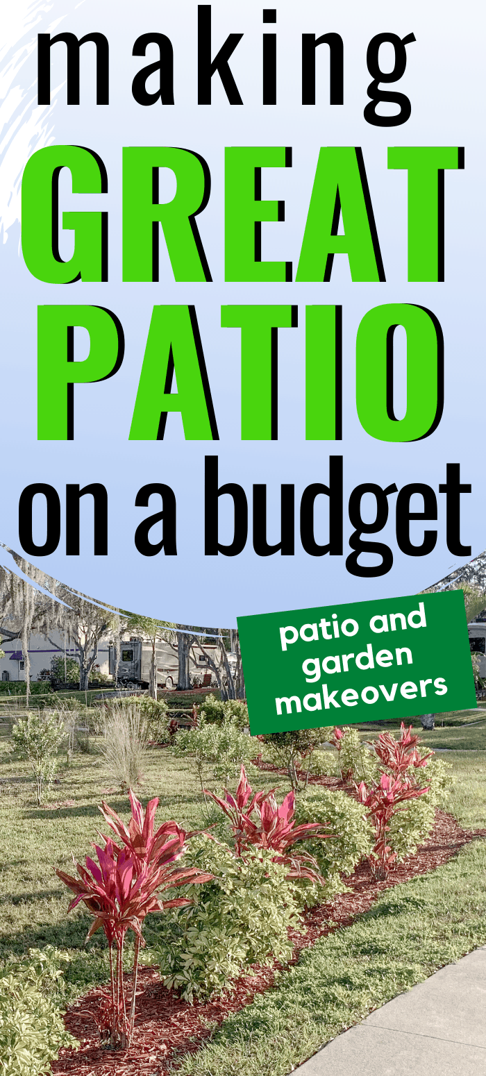 12 Amazing Backyard and Patio Ideas on a Budget - Learn to ...