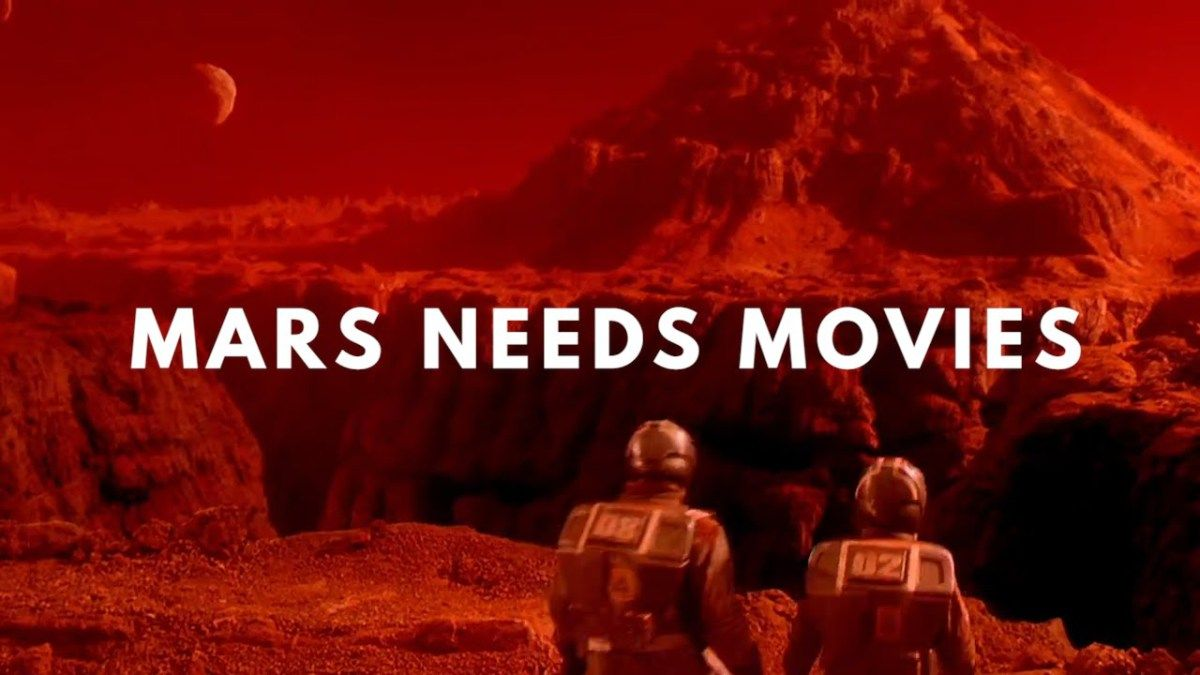 A Look at Movies That Have Featured Mars