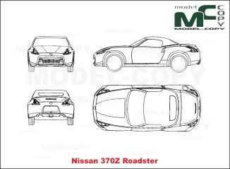 Nissan 370z roadster blueprints ai cdr cdw dwg dxf eps gif nissan 370z roadster blueprints ai cdr cdw dwg dxf malvernweather Image collections