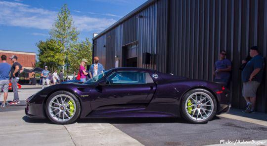 sxe cars bob ingrams viola metallic porsche 918 spyder