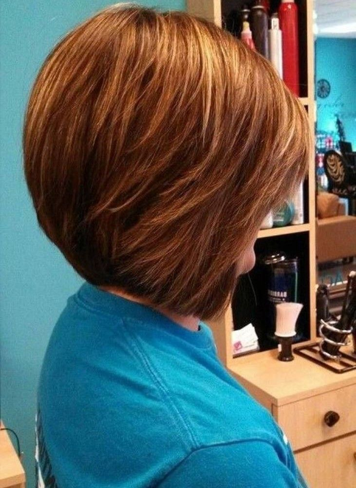 Hairstyles 2015 Short Bob Hairstyles For Thick Hair 2015