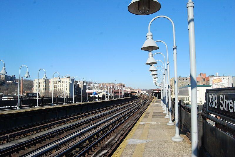 238th Street (IRT Broadway – Seventh Avenue Line)