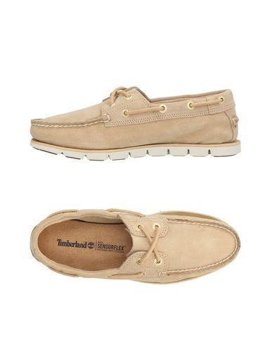 TIMBERLAND Men's Loafer Beige 12 US | Timberland loafers