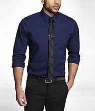 Do navy blue shirts and black pants look good together? - Quora ...