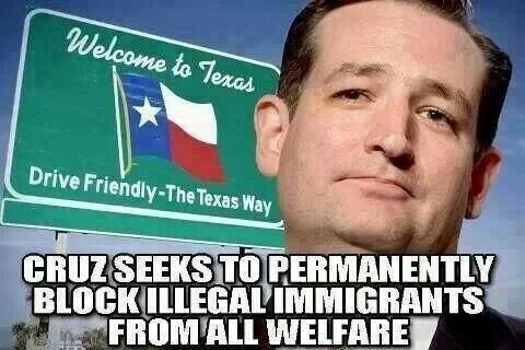 THANK YOU, Ted Cruz! Finally, somebody with some brains!  (mkc)~This guy is awesome! We need more like him in DC (from Bettina Lady).