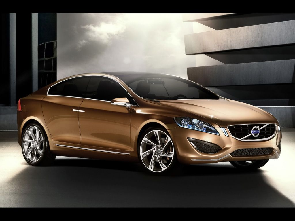 Volvo s60 mid size executive saloon this bronze ish color is worth