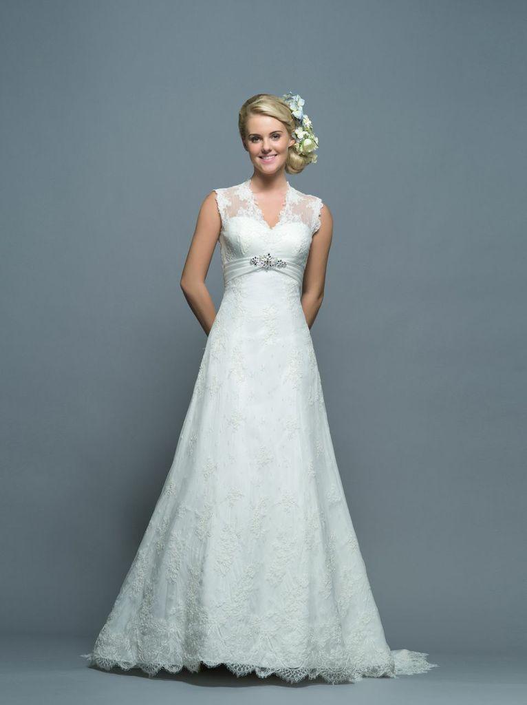 Get Empire Waist Weddingdresses You Can Customize However Like Replica Dresses