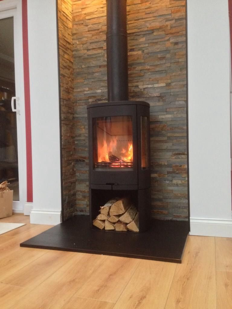 Pin By Evan Wensink On Contura Stove Installations Wood Stove Fireplace Wood Burner Fireplace Freestanding Fireplace