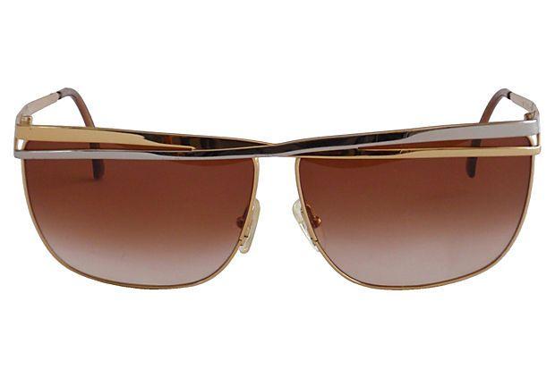 a6f1c8c2184 Laura Biagiotti Sunglasses on OneKingsLane.com