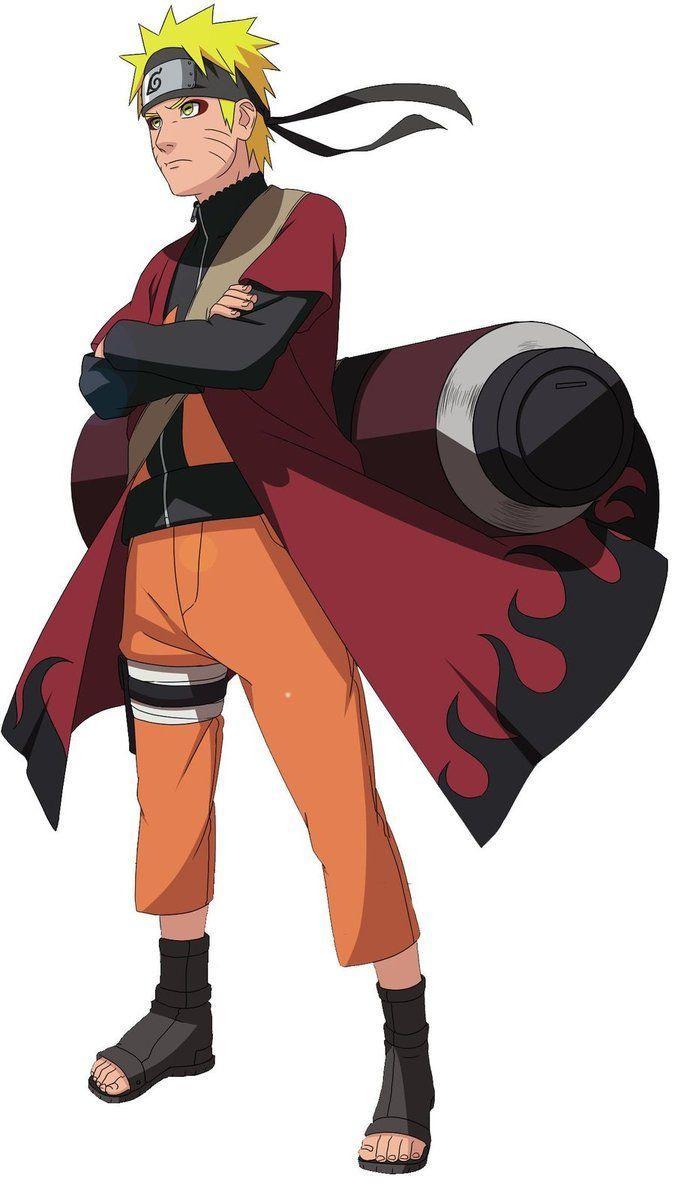 Sage Mode Naruto Naruto Uzumaki Naruto Clans Naruto Sage