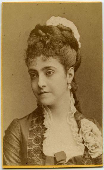 Adelina Patti 1843 1919