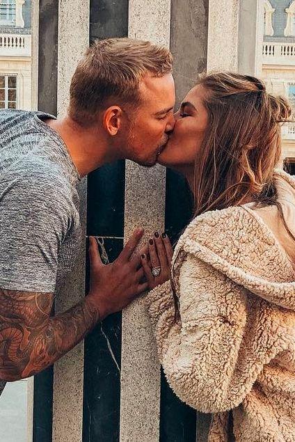 Paar Beginnt Den Tag Mit Gutem Sex