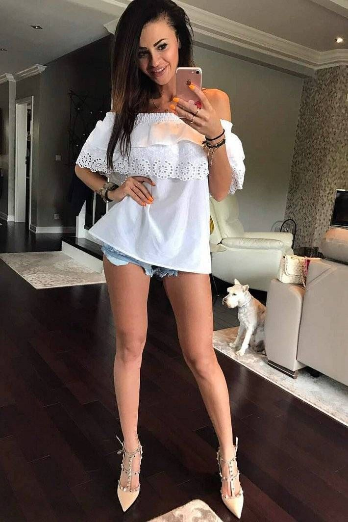 622f798aed2 White Boho Spanish Style Blouse in 2019 | Products | White off ...