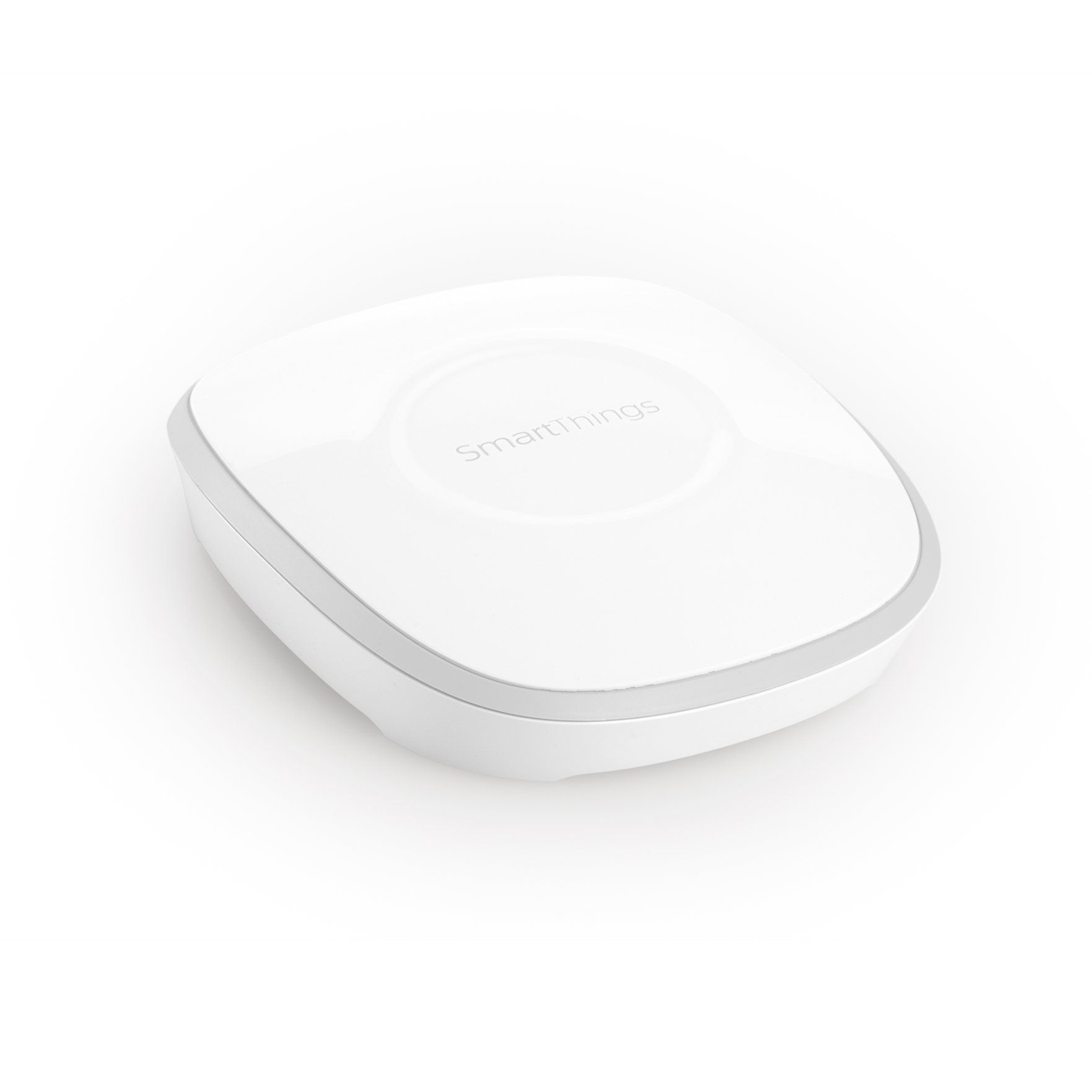 SmartThings Hub - The SmartThings Hub enables you to connect