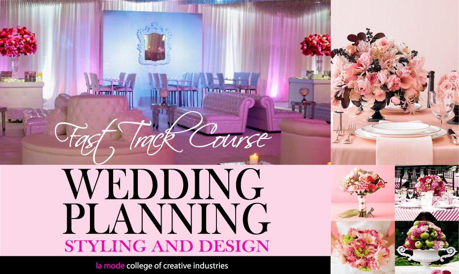 La Mode College Certificate Of Professional Wedding Planning 15