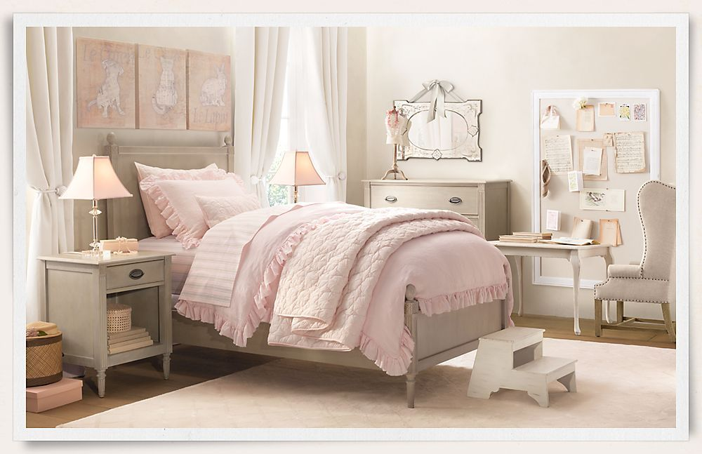 This Little Girls Bedroom Ideas Furniture Has Won The Hearts Of Many People  During A Very Short Period Of Time. And All This Due To A Delightful And ...