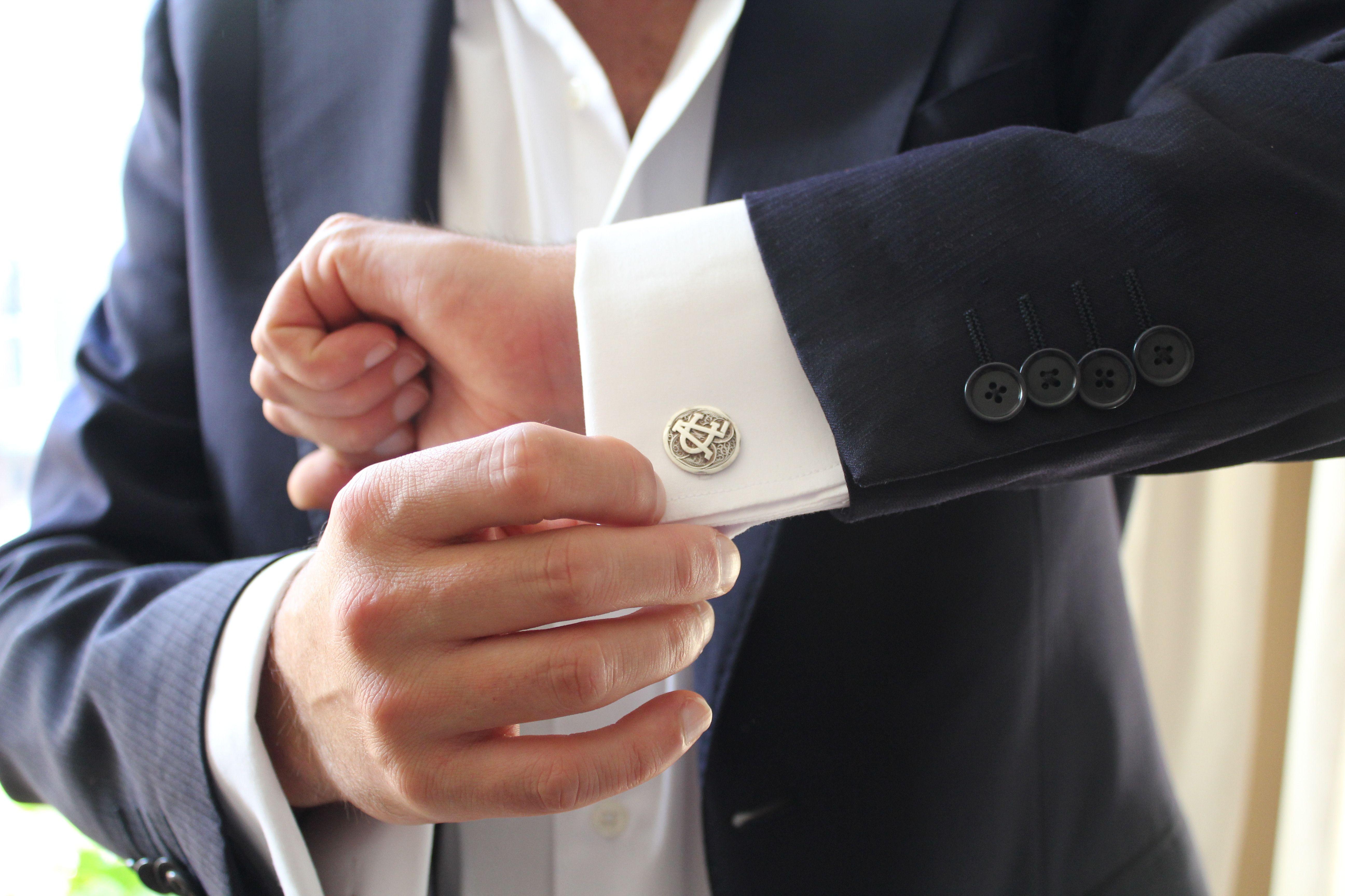 :) EXCEPTIO, custom made cufflinks