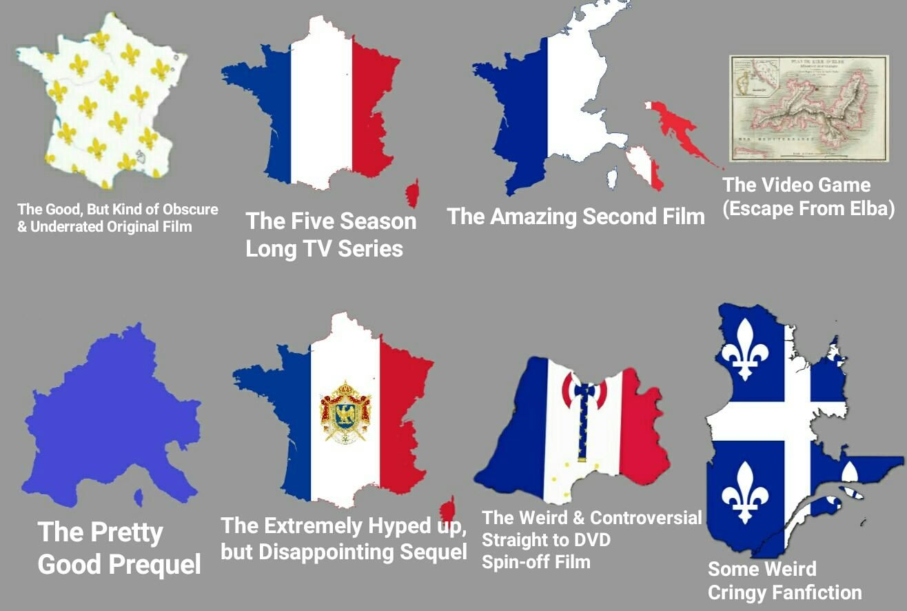 France : The Series | MAPS | France map, Funny maps, Map