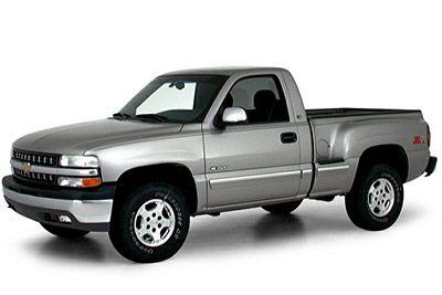 Fuse Box Diagram Chevrolet Silverado (mk1; 1999-2007) in ...