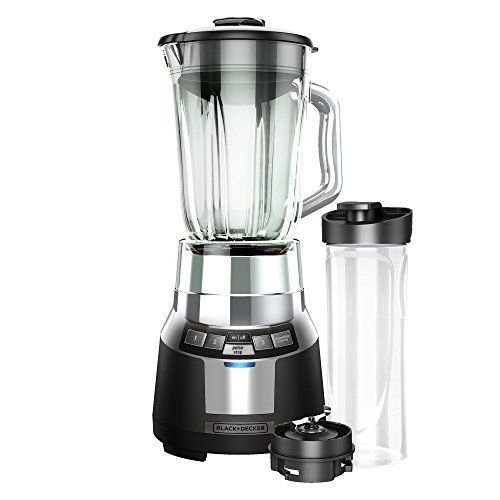 Black Decker Bl1820sg P Fusion Blade Digital Blender Black Silver