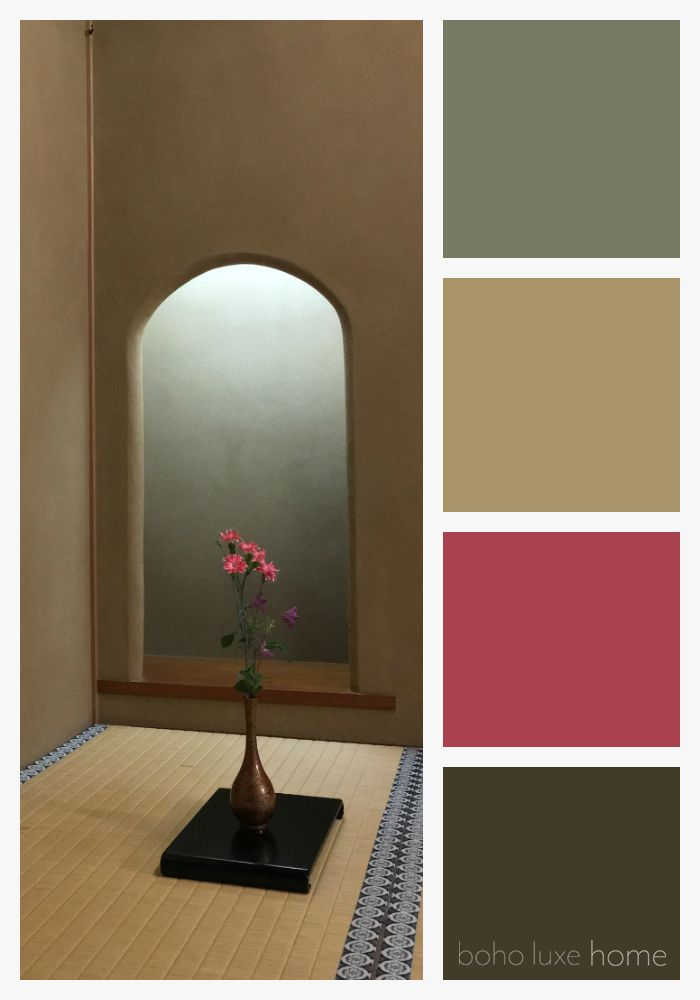 37 Color Palettes Inspired by Japan in 2020 | Japanese ...