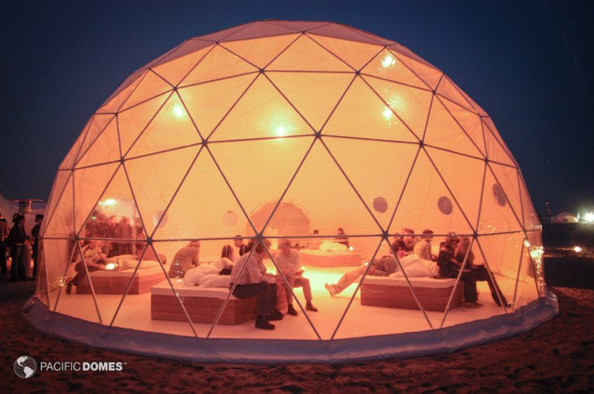 Glitzc& is dedicated to offering people various kinds of solutions on c&ing and the geodesic tent is portable and easy to install u0026 offer large space. & Strandkai Beach Domes | Dream Home: Construction | Pinterest