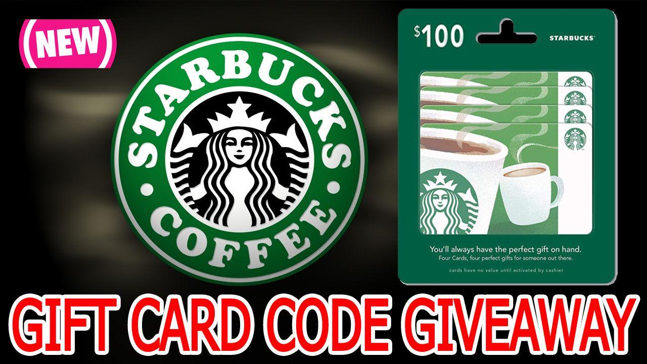 100 starbucks gift card giveaway starbucksgiftcard