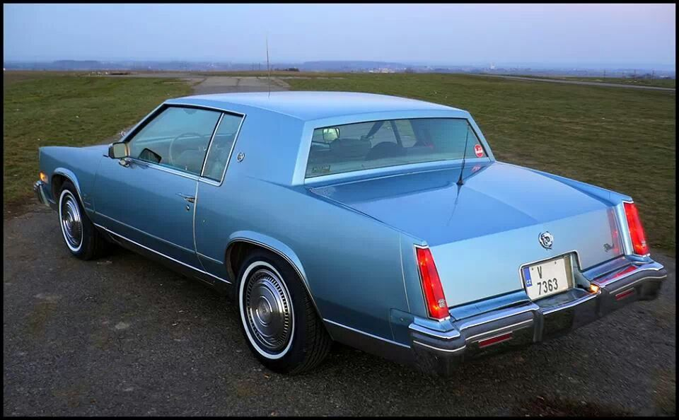 The Best 85 Cadillac